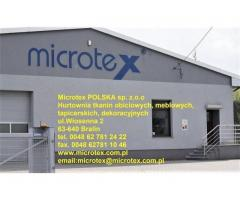 Microtex-Polska Producent tkanin meblowych
